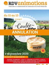 Rendez-vous animations #203 Septembre