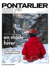 Pontarlier Votre Ville #79 en mode hiver