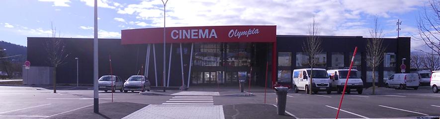 Cinéma Olympia - Ville de Pontarlier