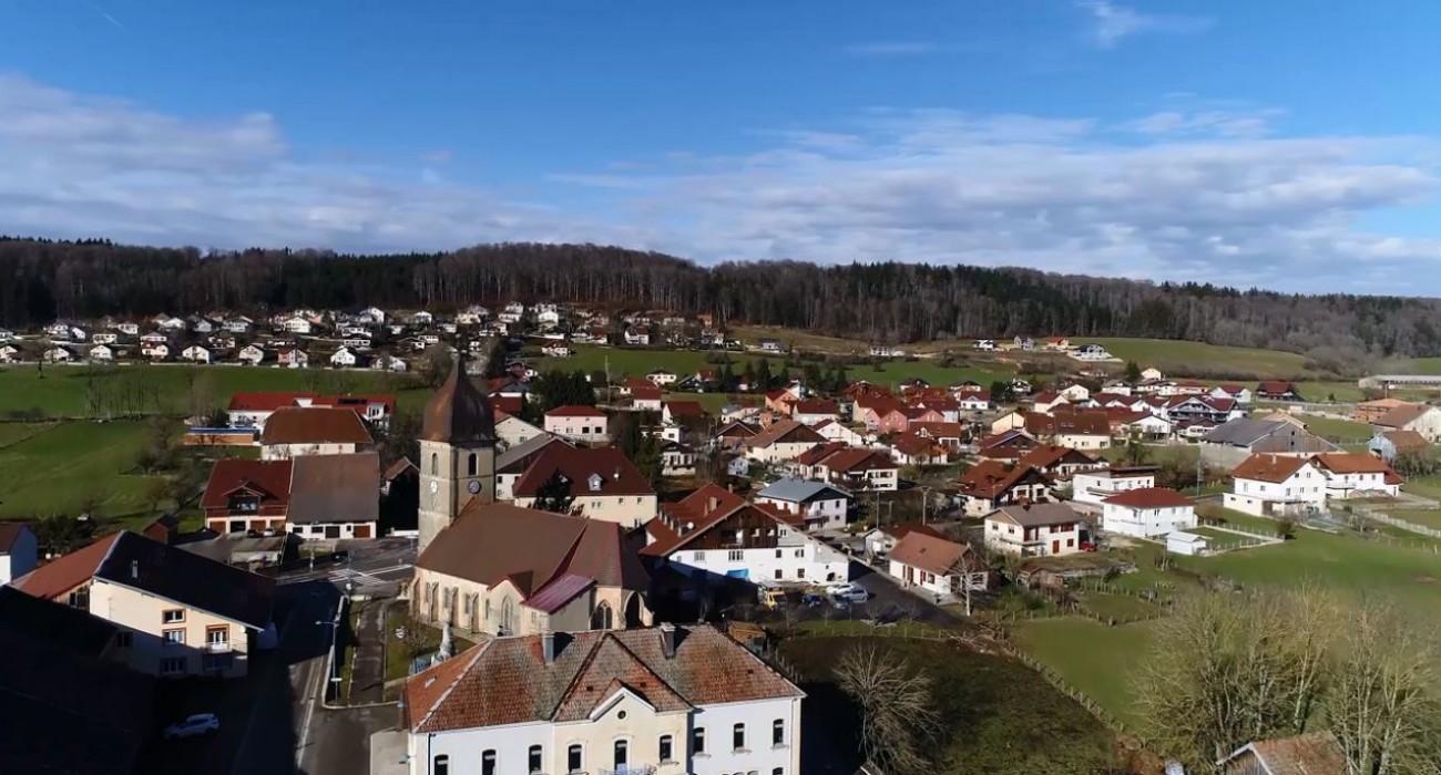 Ville de Pontarlier - Haut-doubs - Franche-comte